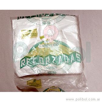 Bolsa camisetas A/D Ravioleras 50 x 50 cm.