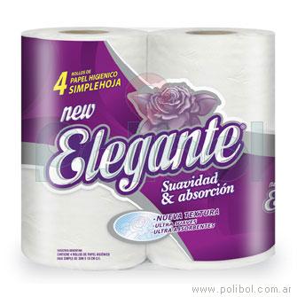 Papel higienico x4