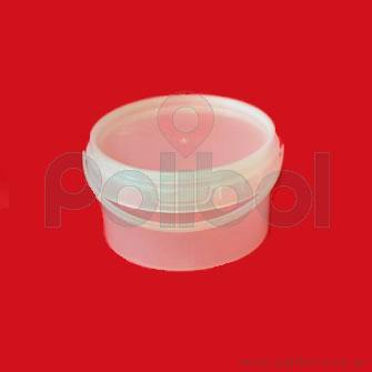 Balde de plástico para helado 5 L.