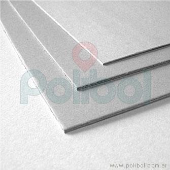 Cartón gris N25