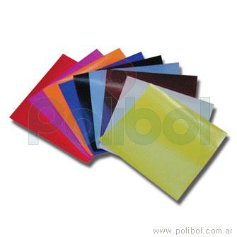 Papel glace lustre colores surtidos x10