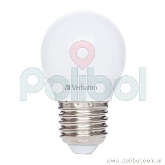 Lámpara LED gota 4,5 W Cálida