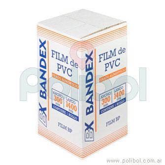 Film de PVC en rollo