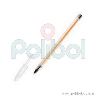 Bolígrafo trazo Fino color negro