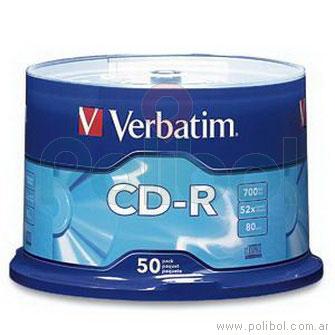 CD-R 80m.