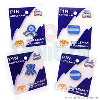 Pin Argentina