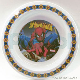 Bowl chico Spiderman