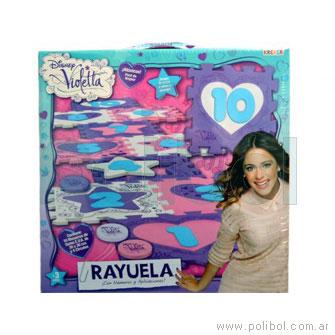 Rayuela gigante Violetta
