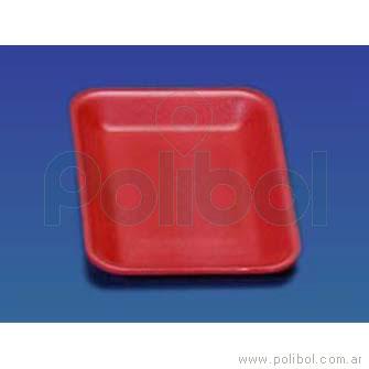 Bandeja 618 rojo