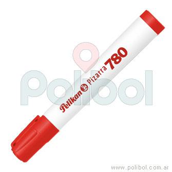 Marcador para pizarras blancas 780 rojo