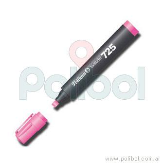 Resaltador fluorescente rosa 725