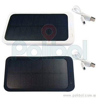 Power Bank Solar WT-117