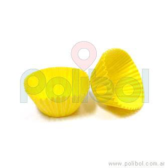 Pirotines amarillos N9