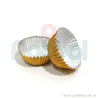 Pirotines metalizados oro N3