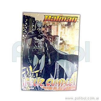 Afiche de Feliz cumple Batman