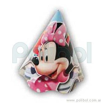 Gorro (bonete) Minnie