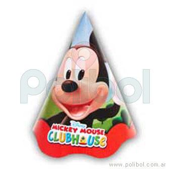 Gorros bonetes Mickey