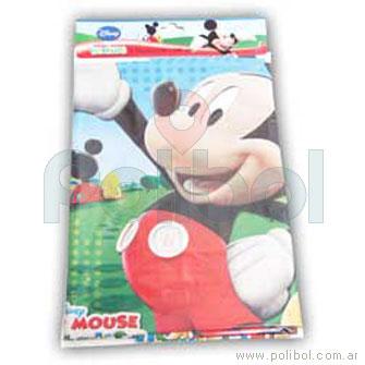 Mantel plástico Mickey
