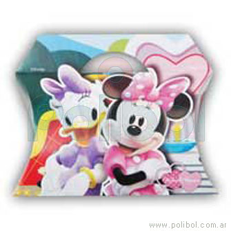 Cajas de sorpresas Minnie