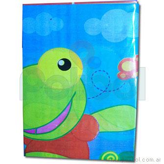 Mantel de plástico Sapo Pepe