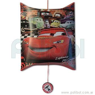 Piñata de cartón Cars