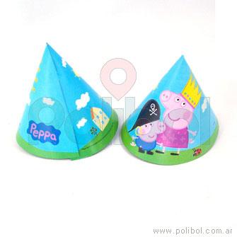 Gorros Peppa Pig