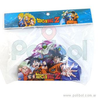 Servilletero Dragon Ball Z