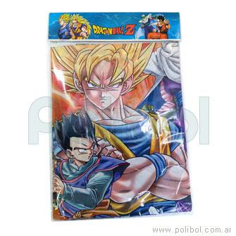 Mantel plástico Dragon Ball Z