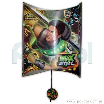 Piñata de cartón Max Steel
