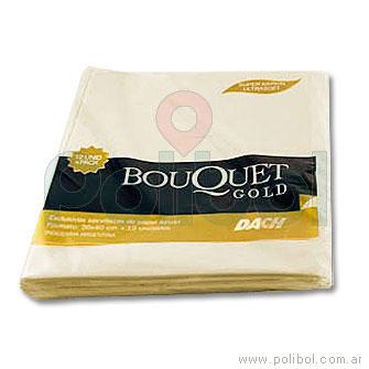 Servilletas Bouquet Gold