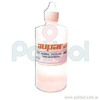 Aceite mineral incoloro 100 cc.