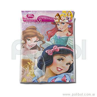 Mantel plástico Princesas