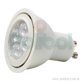 Dicroica LED 5,3 W Cálida