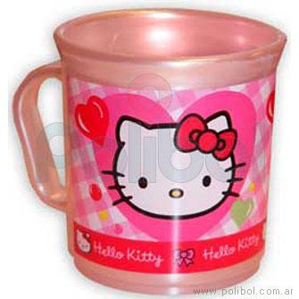 Taza perlada Hello Kitty
