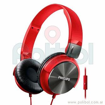 Auricular SHL3165 Rojo