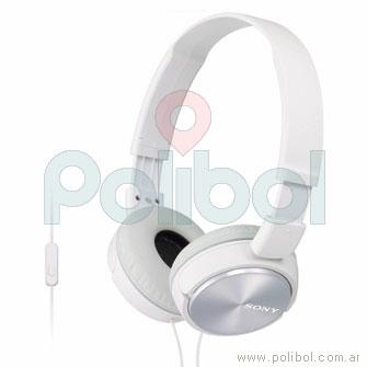 Auricular MDR-ZX310  Blanco