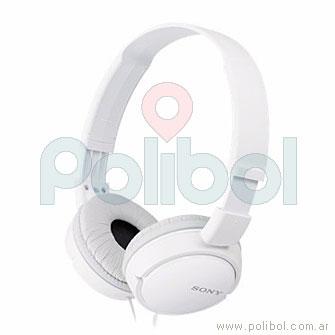 Auricular MDR-ZX110 Blanco