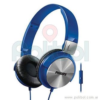 Auricular SHL3165 Azul