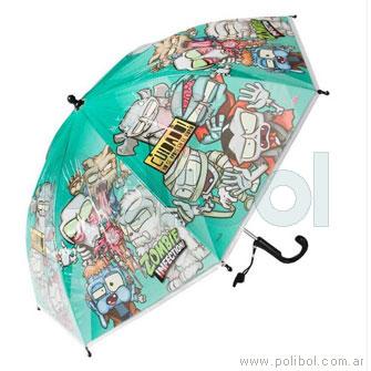 Paraguas Zombie Infection 48