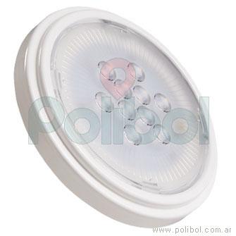 Lámpara LED AR111 10,5W Fría
