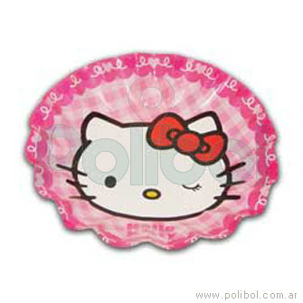 Bowl para galletitas Hello kitty