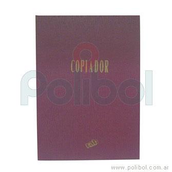 Libro copiador 24x36cm. x250