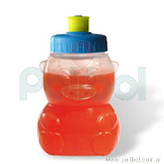 Botella Infantil Gatito o Vaquita Safe Peak