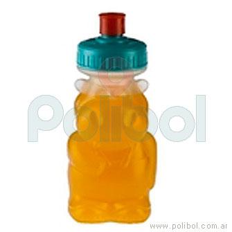 Botella infantil Hipopotamo Safe Peak