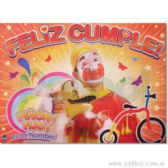Afiche de Feliz cumple Piñón fijo