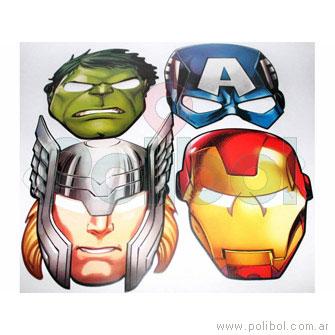 Antifaz Avengers