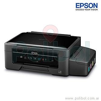 Impresora Multifunción L375
