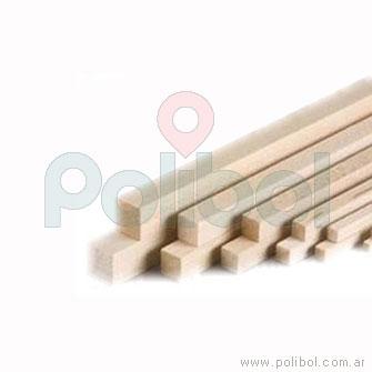 Varilla de madera de pino