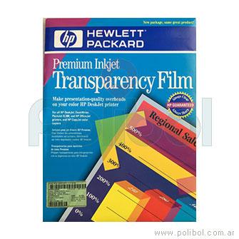 Transparencias film Premium Inkjet