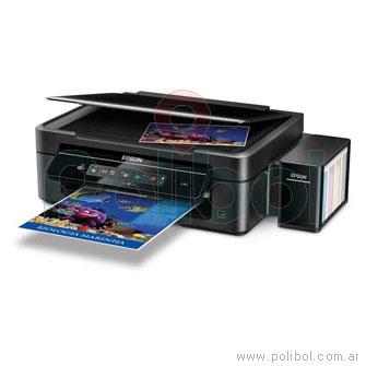 Impresora Multifunción L365